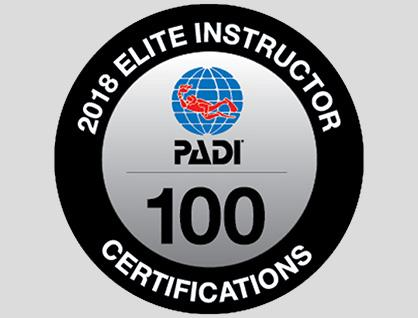 Cayman Dive Instruction with PADI Elite Instructors